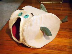 Sew a Fish Cat House