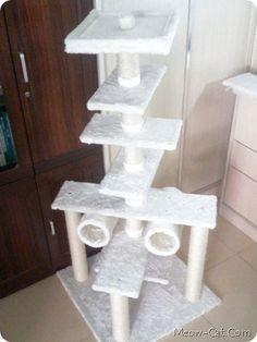 Building your cat tree