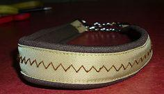 how to sew a martingale dog collar