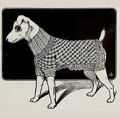 dog pajama pattern