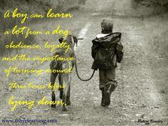 quotes on dogs loyalty