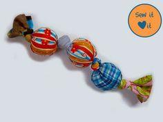 How to Make Dog Toys From Fabric Scraps