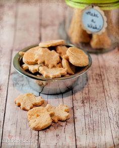 Cheesy Cheese Dog Treat Cookies