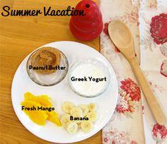Summer Vacation KONG Recipe