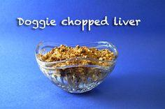 Recipe: Doggie Chopped Liver