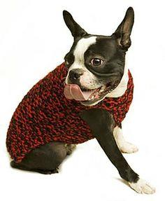 Need for Tweed Dog Sweater