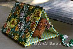 pup/kitty tent
